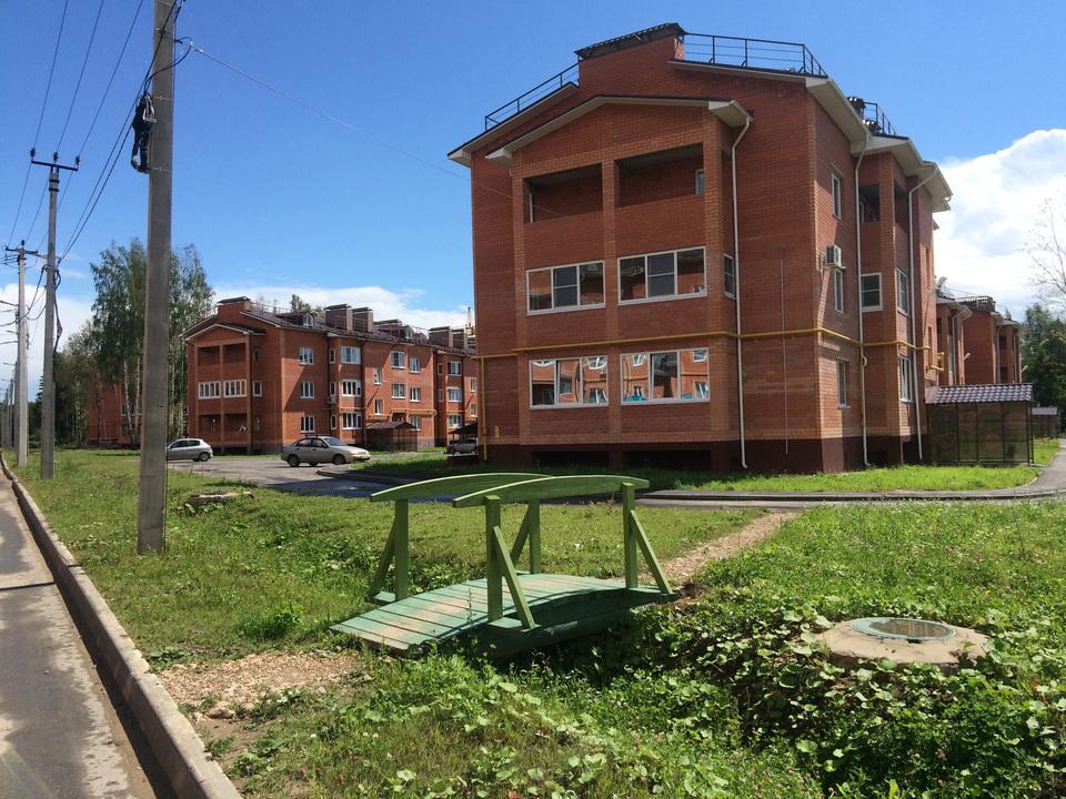 европейский квартал в калуге фото