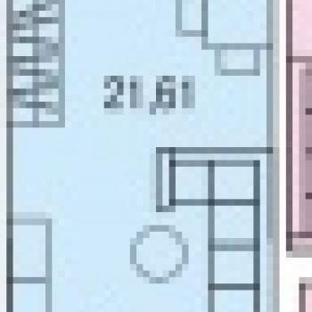 ЖК Империал (Архангельск) – планировка №2