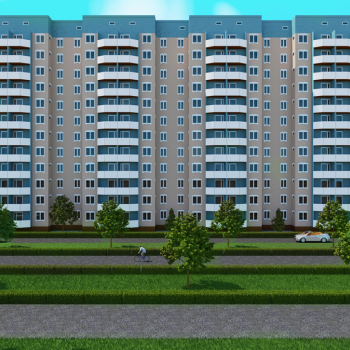 ЖК Восток Лайф (Астрахань) – фото №1