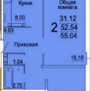 Микрорайон Бабаевского (Астрахань) – планировка №3