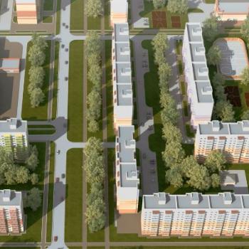 Микрорайон Лазурный 2 (Барнаул) – фото №1