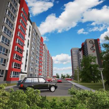 ЖК Мотор (Барнаул) – фото №3