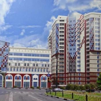 ЖК на Вокзальной (Белгород) – фото №1
