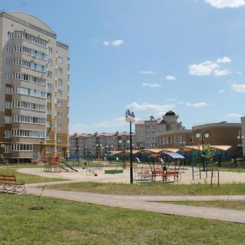 ЖК на Молодежной (Белгород) – фото №1