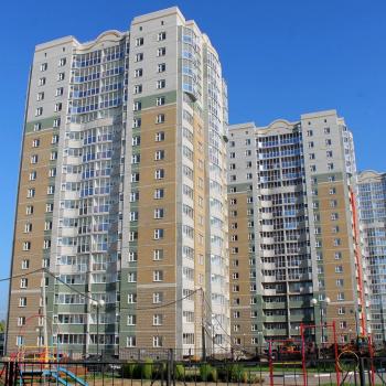 Микрорайон Заря (Белгород) – фото №1