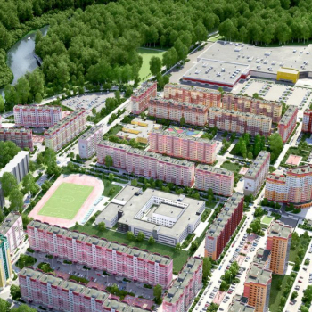 Микрорайон Квартал Набережных (Деснаград) (Брянск) – фото №3