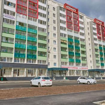 ЖК Вишневая горка (Челябинск) – фото №2