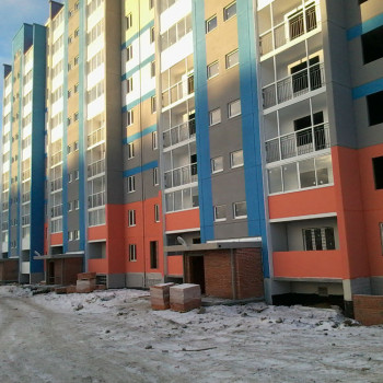 Микрорайон на ул. Доменная (Челябинск) – фото №11