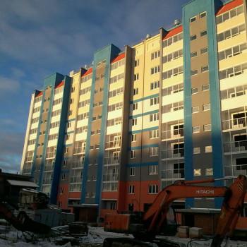 Микрорайон на ул. Доменная (Челябинск) – фото №1