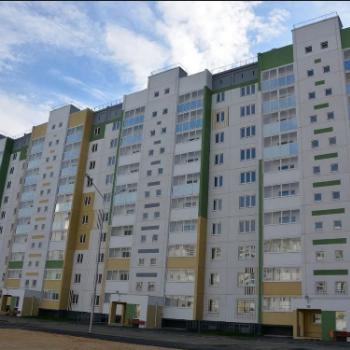 ЖК Парковый-2 (Челябинск) – фото №1