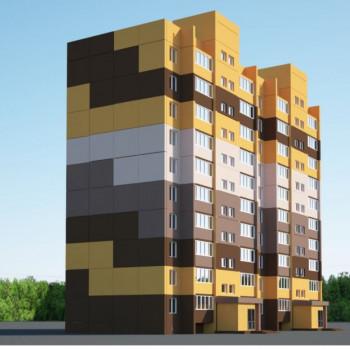 ЖК на ул. Хариса Юсупова (Челябинск) – фото №1