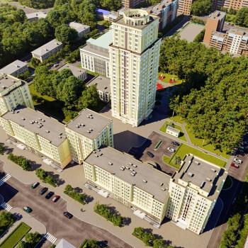 ЖК Симфония (Екатеринбург) – фото (альбом 2)