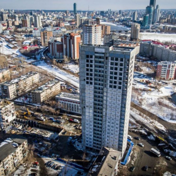 ЖК Стрелки (Екатеринбург) – фото №1