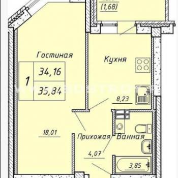Дом на ул. Сакко и Ванцетти (Екатеринбург) – планировка №2
