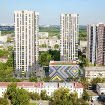 ЖК айТауэр (Екатеринбург) – фото №5