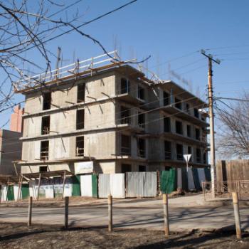 Жилой дом на ул. Радищева (Иркутск) – фото №1