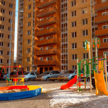 ЖК Стрижи (Иркутск) – фото №1