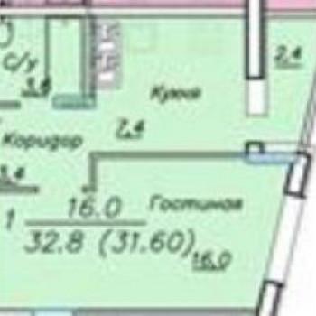 ЖК Панорама (Иваново) – планировка №2
