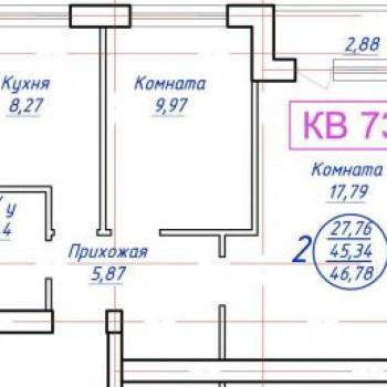 Микрорайон Уютный (Иваново) – планировка №3
