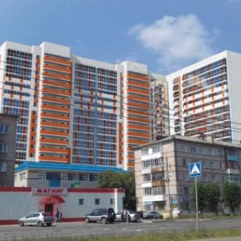 ЖК Крымский (Ижевск) – фото №1