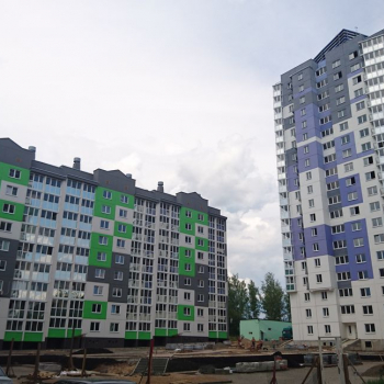 Жилой квартал Веснушки (Калуга) – фото №3