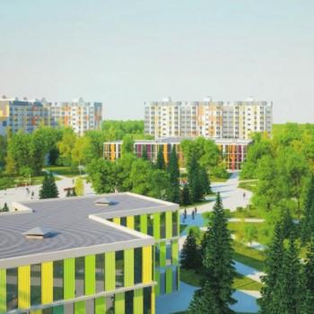 Жилой квартал Веснушки (Калуга) – фото №2