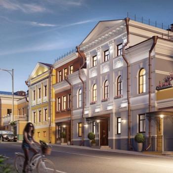 Апарт-квартал Grande Rosso (Гранде Россо) (Казань) – фото №4