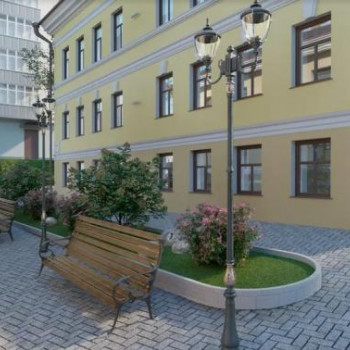 Апарт-квартал Grande Rosso (Гранде Россо) (Казань) – фото №1