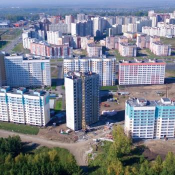 ЖК Семейный (Кемерово) – фото №1