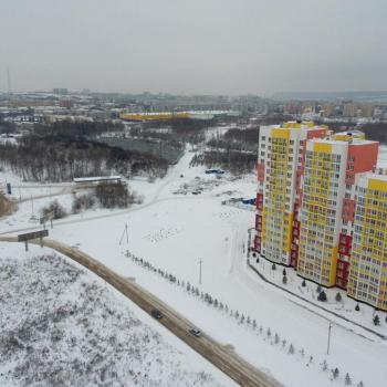 ЖК Восточный (Кемерово) – фото №1
