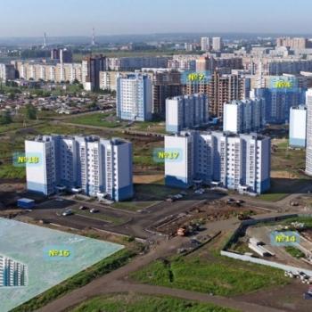 ЖК Томь (Кемерово) – фото №2