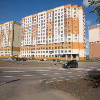 ЖК Родные просторы (Кемерово) – фото №1