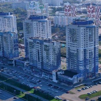 ЖК Кемерово-Сити (Кемерово) – фото №1