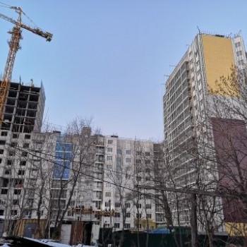 ЖК Петроглиф Парк (Хабаровск) – фото №1