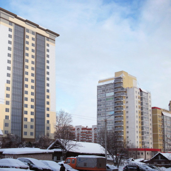 ЖК по Калинина (Киров) – фото №1