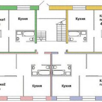 КП Первый (Кострома) – планировка №1