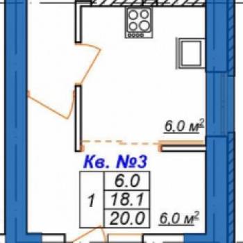 Квартал Озерный (Кострома) – планировка №4