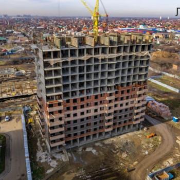 ЖК Акварели 2 (Краснодар) – фото (альбом 1)