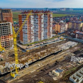 ЖК Акварели 2 (Краснодар) – фото №2