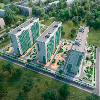 ЖК Грин-парк (Краснодар) – фото №3