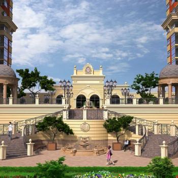 ЖК Дом Романовых (Краснодар) – фото №1