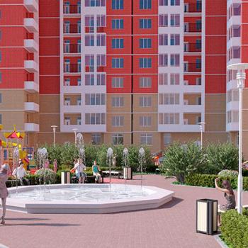 ЖК Поющие фонтаны (Краснодар) – фото №2