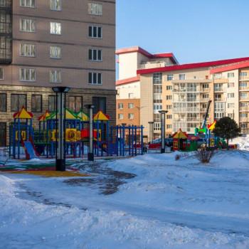 ЖК SkySeven (Скайсевен) (Красноярск) – фото №13