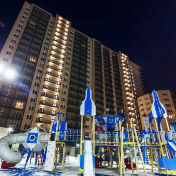 ЖК SkySeven (Скайсевен) (Красноярск) – фото №12
