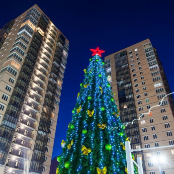 ЖК SkySeven (Скайсевен) (Красноярск) – фото №7