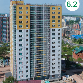 ЖК Курчатова (Красноярск) – фото №1