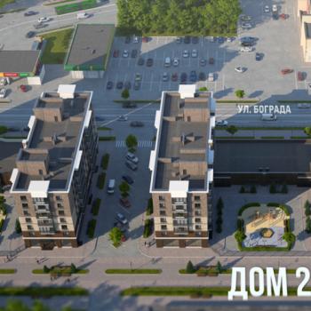ЖК Бограда (Красноярск) – фото №1