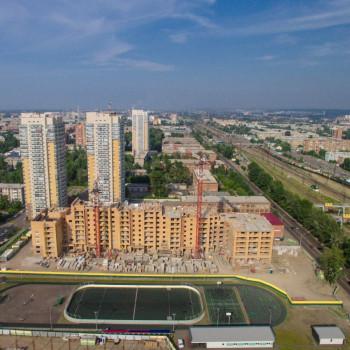 ЖК Династия (Красноярск) – фото №1