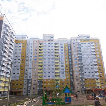 ЖК Нанжуль Солнечный (Красноярск) – фото №3
