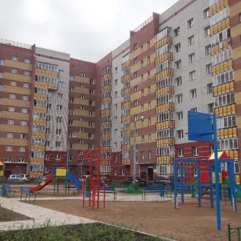 ЖК Янтарный (Красноярск) – фото №1